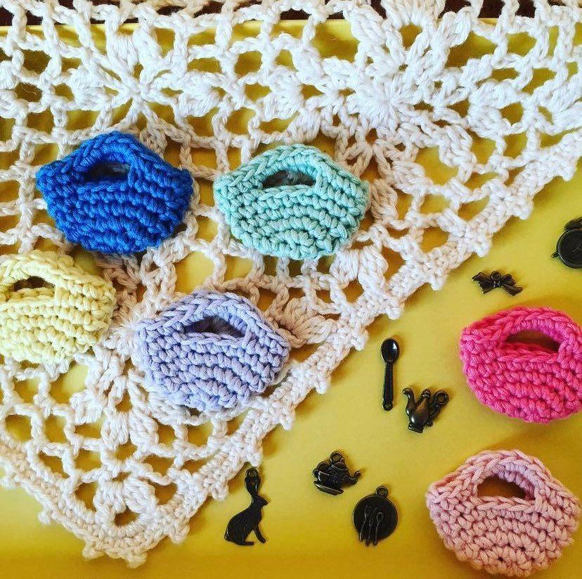 【ブース№3】手編みワークショップ